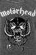 MOTORHEAD Logo Burnout Open Edge Crewneck