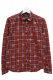 MISHKA (ミシカ) CITY JACK BUTTON UP RED