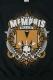MEMPHIS MAY FIRE Skulls & Arrows Black Crewneck