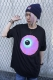 MISHKA (ミシカ) KEEP WATCH T-SHIRT FL171101 BLK