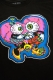 MISHKA (ミシカ) LAMOUR SCUM LOVE T-SHIRT FL 171116 BLK