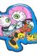 MISHKA (ミシカ) LAMOUR SCUM LOVE T-SHIRT FL 171116 WHT