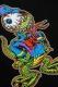 MISHKA (ミシカ) LAMOUR AW PHOOEY T-SHIRT FL 171117 BLK