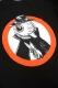 MISHKA (ミシカ) NEIGHBORHOOD KEEP WATCH II T-SHIRT BLK