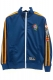 TOY MACHINE TMP18JK26 TRACK JACKET NAVY