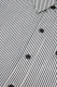 Subciety (サブサエティ) EMBLEM SHIRT L/S-STRIPE- OFF WHITE