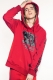 MISHKA (ミシカ) MSS180401 PULLOVER RED