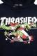 ROLLING CRADLE RCxTHRASHER -GO!GO!GO!- HOODIE NAVY