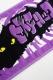 ヒステリックパニック ロゴタオル 紫