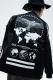 LILWHITE(dot) (リルホワイトドット) -FUTURE- COACH JKT BLACK