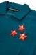 ROLLING CRADLE OVERLOUD POCKET SHIRT / Turquoise