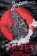 PUNK DRUNKERS (パンクドランカーズ) 【PDSxシン・ゴジラ】シン・ゴジラリバーシブルJKT BLACK/KHAKI