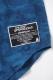 PUNK DRUNKERS (パンクドランカーズ) 補欠BBシャツ BLUE CAMO