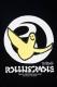 ROLLING CRADLE RC×Mark Gonzales ANGEL HOODIE / BLK