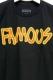 FAMOUS STARS AND STRAPS (フェイマス・スターズ・アンド・ストラップス) BRAINS Tee