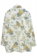 ROLLING CRADLE PINEAPPLE ALOHA BIG SHIRT White