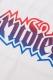 RUDIE'S GRADATION SPARK-T WHITE