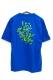 SANTA CRUZ Gremlin Patrol Hand S/S T-Shirt Royal
