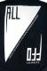 ALL OFF×LILWHITE(dot) SEEKER ZIP HOODIE