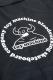 TOY MACHINE TMFJK2 scribmonster-monster Coach Jacket Black