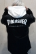 THRASHER TH5089 HOME TOWN BLK/WHT