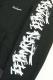 Zephyren (ゼファレン) BANDANA ZIP PARKA -TRUST- BLACKxBLACK
