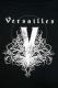 Versailles ゲキクロ限定Tシャツ(黒)