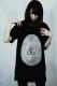 【予約商品】 アマツカミ 殻 T-Shirt Black
