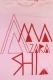 amazarashi higashizm tour T-shirts【ピンク】
