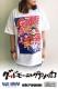 【限定デザイン】 グッドモーニングアメリカ 星条旗 Tシャツ