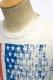 グッドモーニングアメリカ 国旗Tシャツ(オートミール)