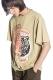 MISHKA (ミシカ) MSS0020 T-Shirt Beige