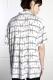 DISTURBIA CLOTHING WIRE SHIRT WHT