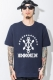 ANIMALIA AN17U-SW01 ANCHOR Sweat S/S NAVY