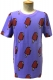 ICECREAM POPSICLE ALL OVER T-SHIRT LILAC