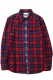 RUDIE'S PHAT CHECK SHIRTS RED