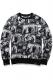 KILL STAR CLOTHING (キルスター・クロージング) Tarot Sweatshirt [B]