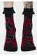 KILL STAR CLOTHING Eden Ankle Socks [B]