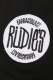 RUDIE'S DRAWING BALL PANELCAP BLACK