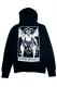 BLACK CRAFT Tarot Zip Up Hoodie