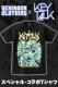 【ゲキクロ限定】KEYTALK × GEKIROCK CLOTHING スペシャルコラボTシャツ YELLOW