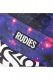 RUDIE'S SPARK WAIST BAG SPLASH GALAXY