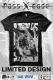 PassCode x ヴィレッジヴァンガード x 激ロック LIMITED BIG T-Shirt