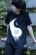 アマツカミ 「罪」 Tシャツ BLK