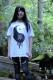 アマツカミ 「罪」 Tシャツ WHT