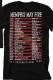 MEMPHIS MAY FIRE Unconditional Tour Black - T-Shirt
