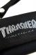 THRASHER ウォレット THRSG-111 BLK/WHT