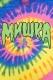 MISHKA (ミシカ) EXWD1002D LAMOUR LOGO TIE DYE TEE  GREEN