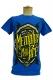 MEMPHIS MAY FIRE Shield Royal Blue - T-Shirt