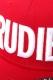 RUDIE'S PHAT SNAPBACKCAP RED